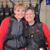 barbara pigg skydiving skydive carolina