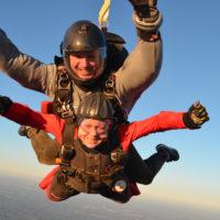 ultimate bucket list cancer skydiving barbara pigg