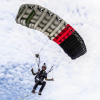 how high do you skydive from
