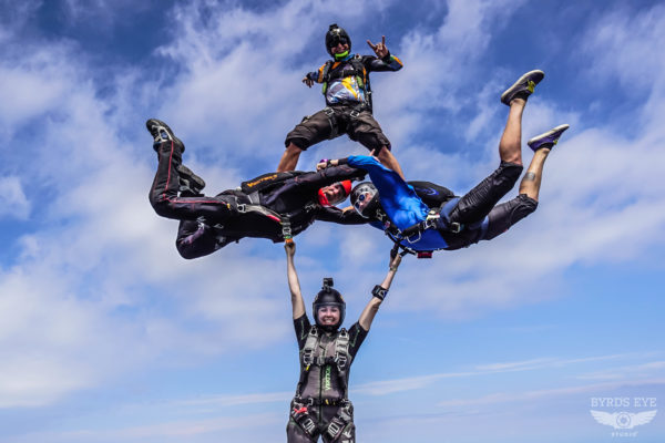 be in the moment skydiving rules of skydiving