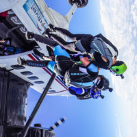 how long does a tandem skydive last