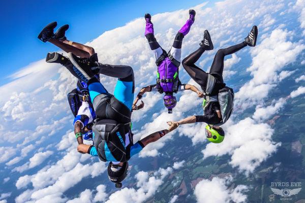 information skydiving sport