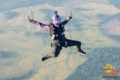 is skydiving expensive