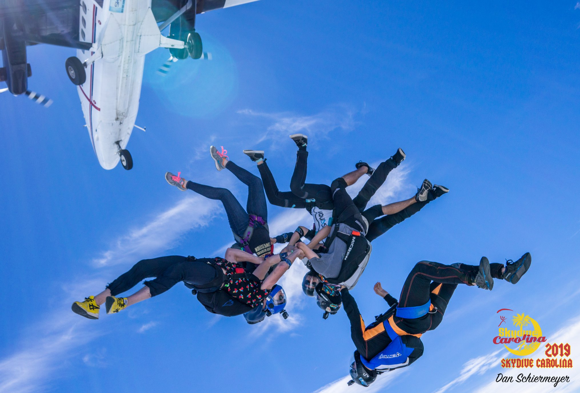 skydiving improve your quality of life