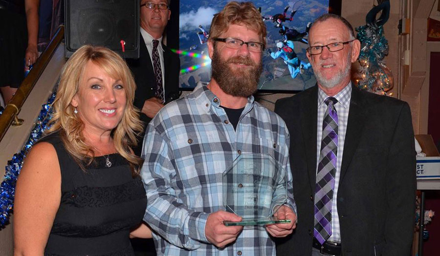 2015 Tandem Instructor of the Year, Dave Fulk