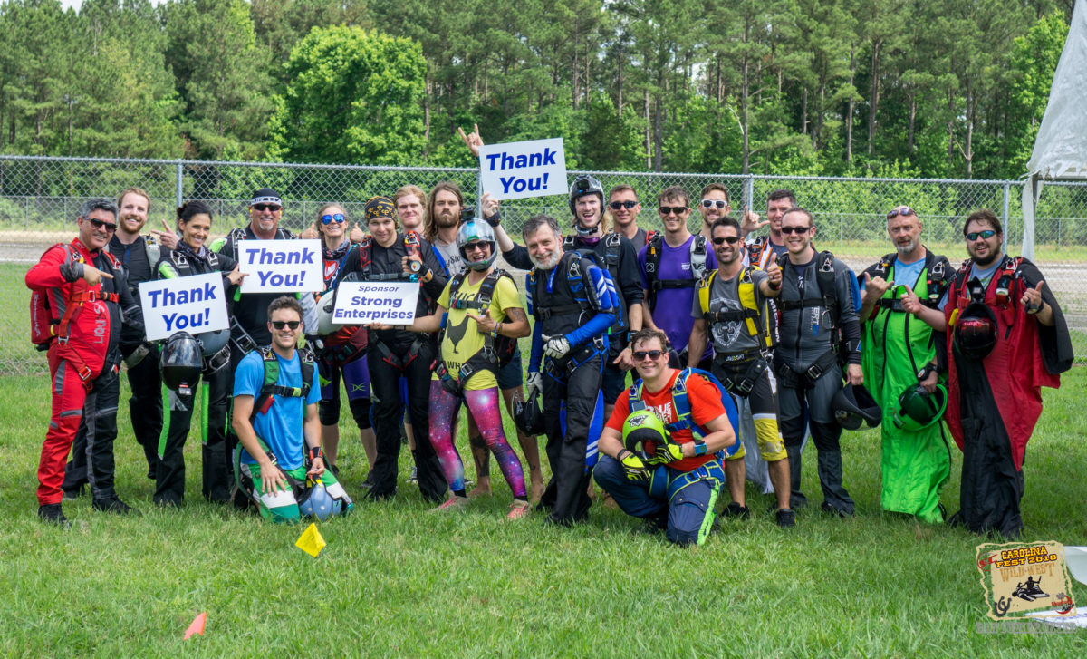 skydiving benefits