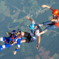 skydiving bucket list ideas