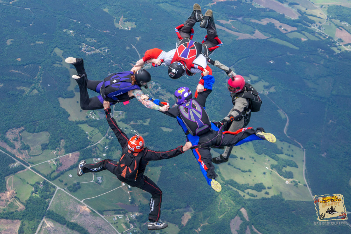 how many jumps for skydiving license