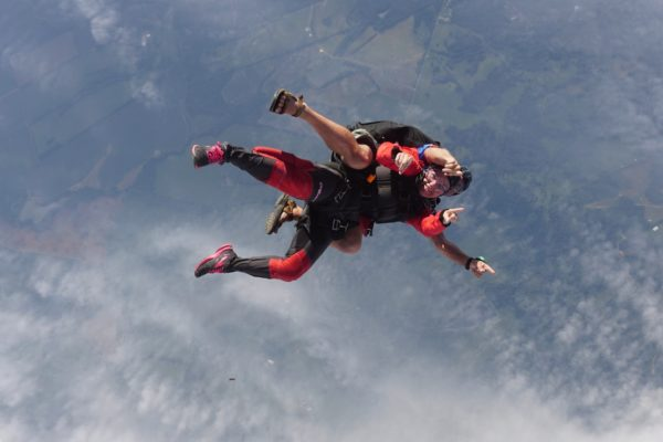 reasons to skydive motion sickness skydiving