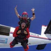 first time skydiving tips why you should spend money on experiences