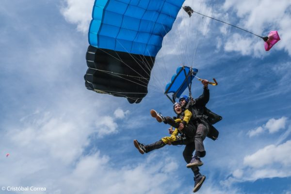 skydive landing tips tandem skydiving