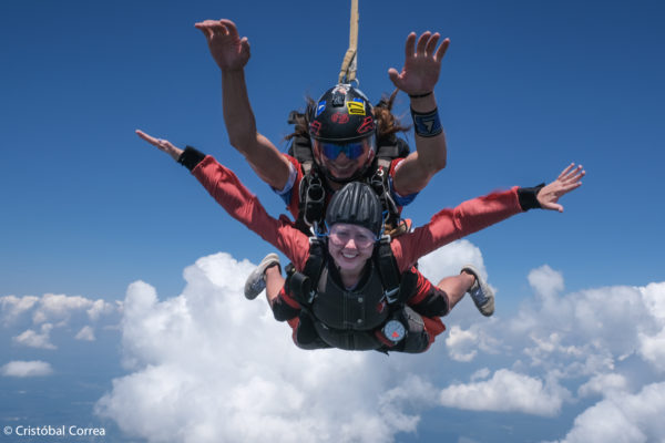 skydiving charlotte