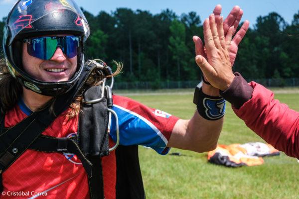 beyond tandem skydiving