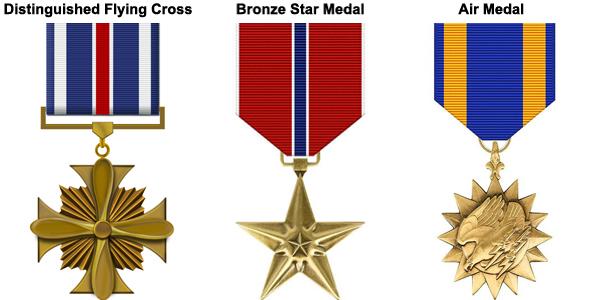 Rudy's Medals
