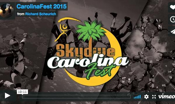 CarolinaFest 2015 Official Video