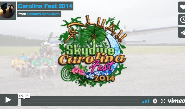 CarolinaFest 2014 Official Video