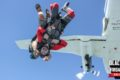 courage to tandem skydive