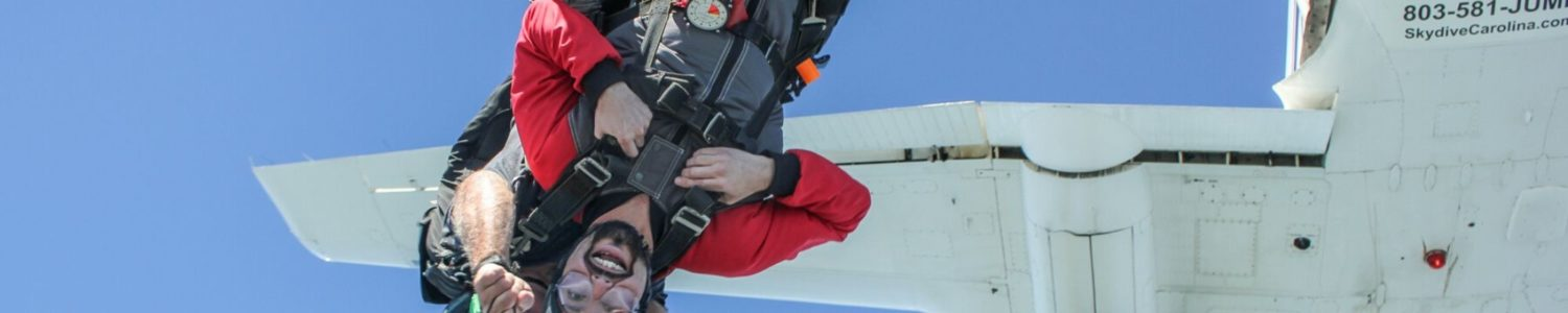 wear skydiving medical restrictions