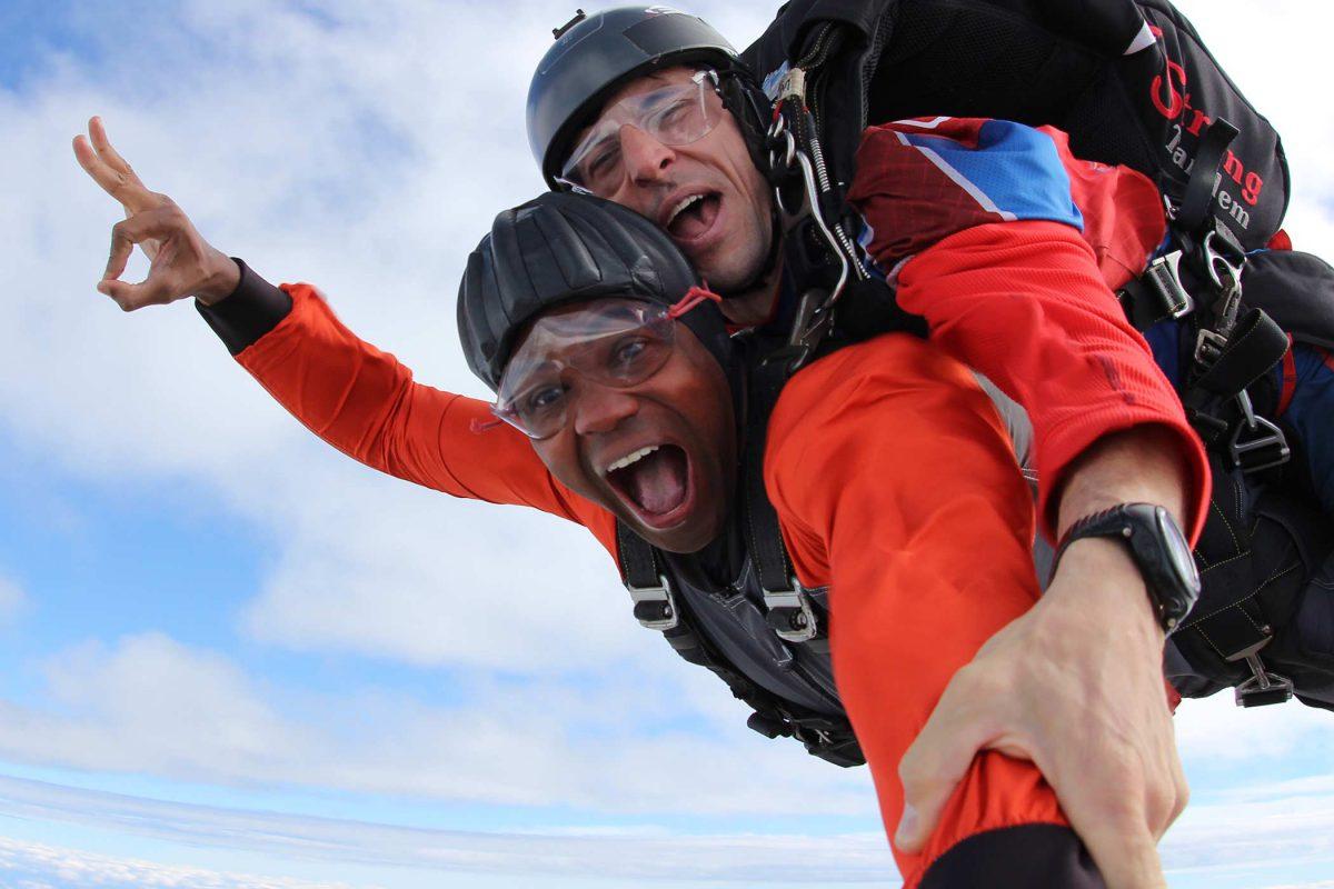 Tandem Skydiving In Nc Skydive Carolina