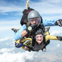 skydiving in winter how long does skydiving take