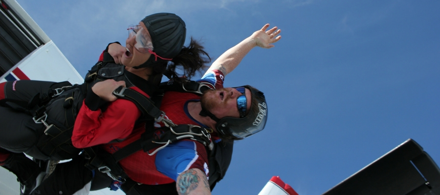 Does Your Stomach Drop On A Skydive? | Skydive Carolina
