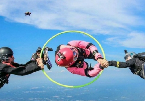 What Can I Do With Each Skydiving License | Skydive Carolina
