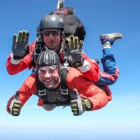 skydiving in december winter how long does it take to skydive