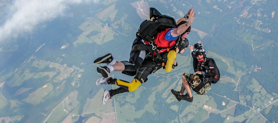 Skydiving videos images 84