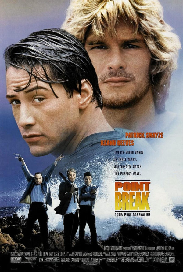 point break skydiving