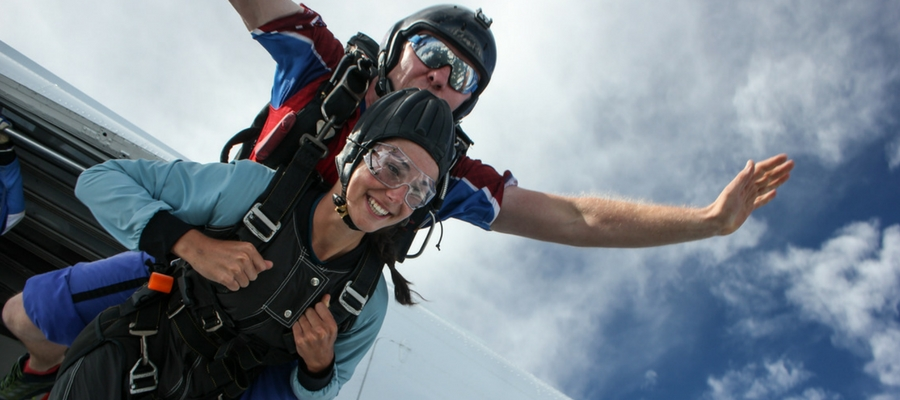 Skydiving Freefall: What To Expect | Skydive Carolina