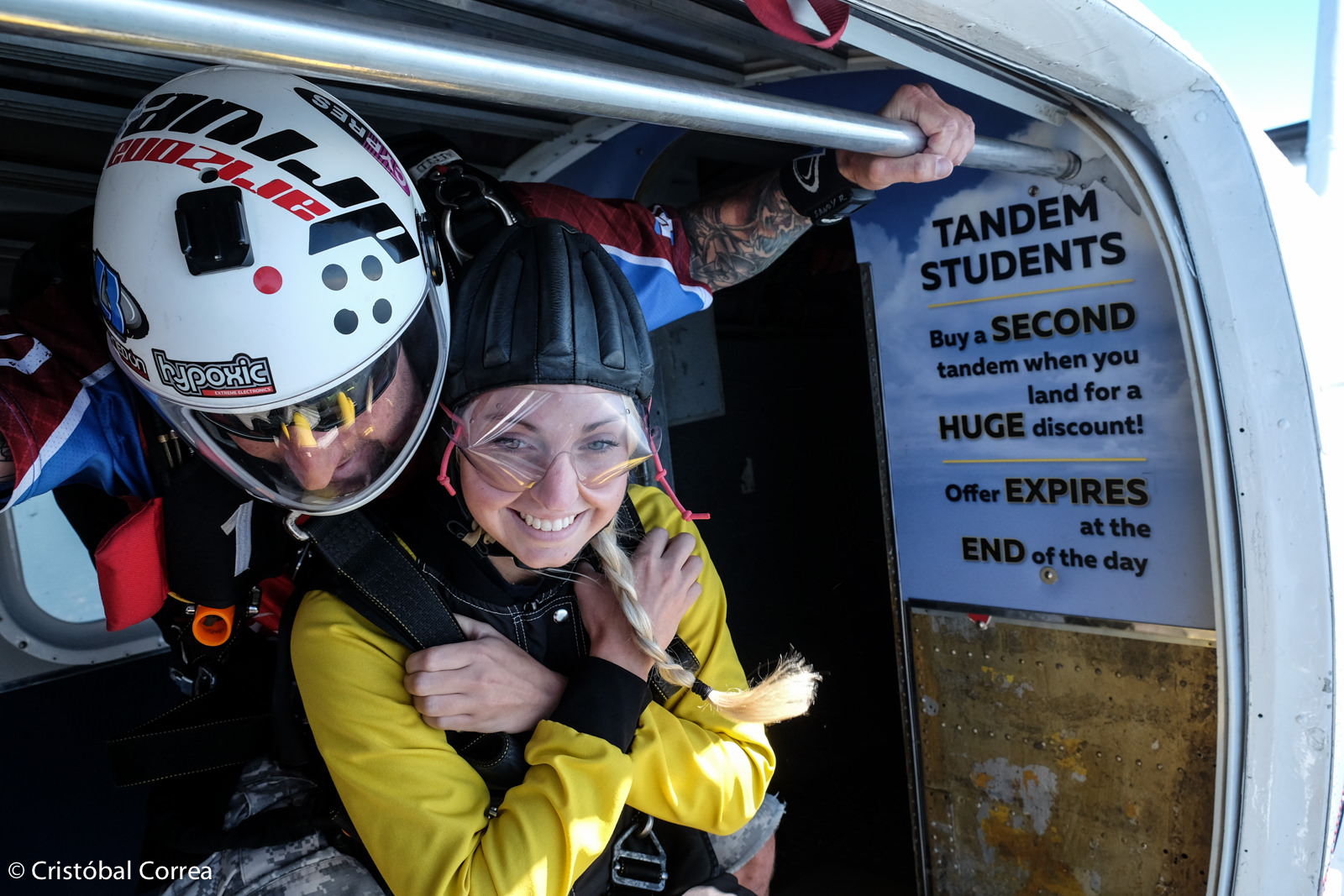 The Importance of Taking Calculated Risks   Skydive Carolina