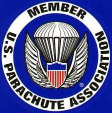 uspa dropzone uspa skydiving center logo